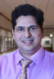 Abhay Chauhan PhD profile photo picture